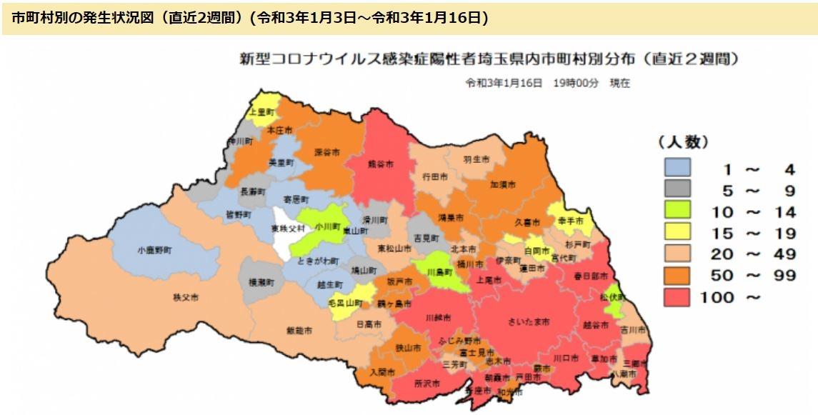 東松山 市 コロナ 感染